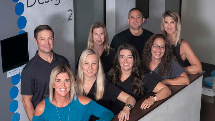 Chiropractic Jupiter FL Team at Spine Design Chiropractic